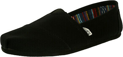 Toms Men's Classic Canvas Ankle-High Slip-On Shoes