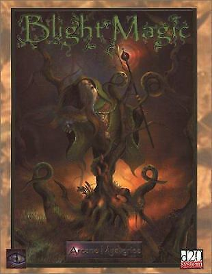 Arcane Mysteries : Blight Magic by Mystic Eye Games Staff