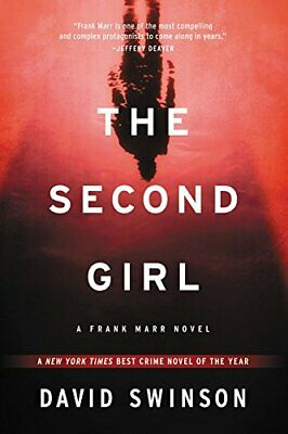 The Second Girl (Frank Marr) by Swinson, David Book The Cheap Fast Free Post