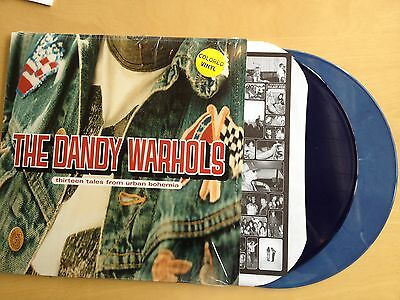 "DANDY WARHOLS 13 TALES Double 12"" LP COLORED Vinyl US Only!! Mint (M) Rock Indie"