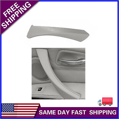 Right Side Inner Door Panel Handle Pull Outer Trim Cover For  BMW 3-Series E90