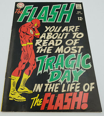 Flash #184 Silver Age DC Comics Ross Andru VF