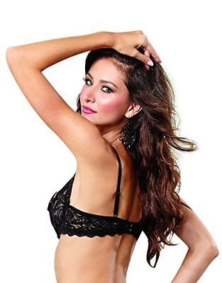 8bfdfeab0 DREAMGIRL WOMEN S DELICATE Scalloped Lace Open-Cup - Choose SZ color ...