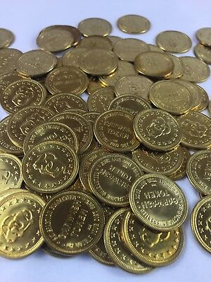 Car Wash Tokens Lot Of 80