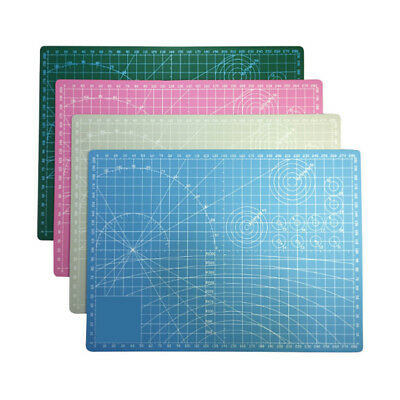 Cutting mat double sided self-healing board matt craft hobby art supplies MD