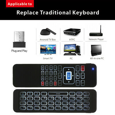 2.4G Remote Control Air Mouse Wireless Keyboard for Android Mini PC TV Box B5N5