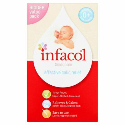Infacol - Colic Relief Drops for Babies - 85ml - Bigger Value Pack