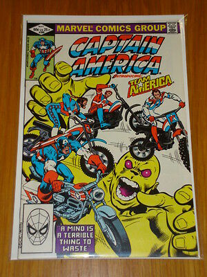 Captain America #269 Marvel Comic Near Mint Condition May 1982