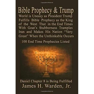 Bible Prophecy & Trump: Daniel Prophesied of a Goat Stubborn King of the West th