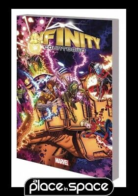 Infinity Countdown - Softcover