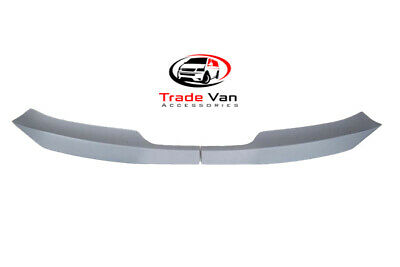 Ford Transit Connect Rear Twin Door Spoiler Pu Primed 2014 On -  Solid Pu