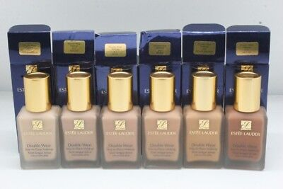 Estee Lauder Double Wear Stay-In-Place Makeup - CHOOSE SHADE, 1 Ounce (BNIB)