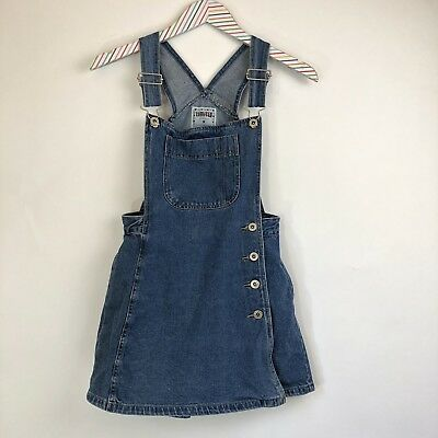 Limited Jeans Vintage Denim Shorts Dress Girls Size 14