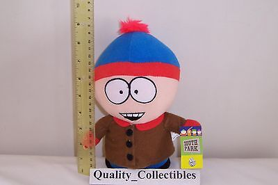 """New ~ 2008 South Park ~ Stan 8.5"""" Inch Plush Doll"""