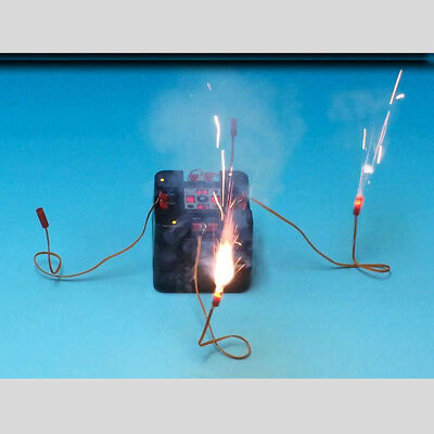 4 Cues Wireless Fireworks Firing system Firing Ignition Remote control US Stock