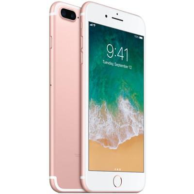 Apple iPhone 7 Plus - 32GB - Rose Gold - Unlocked - AT&T / T-Mobile - Smartphone