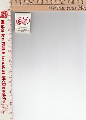 1 Big Boy Ellas pack of matches new old stock
