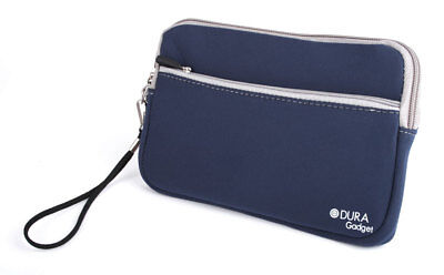Blue Tough Neoprene Case For the Casio FX-9860GII-LD-EH