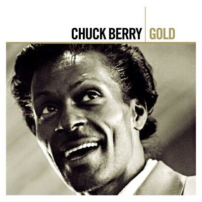 Chuck Berry GOLD Best Of 50 Essential Songs GREATEST HITS New Sealed 2 CD