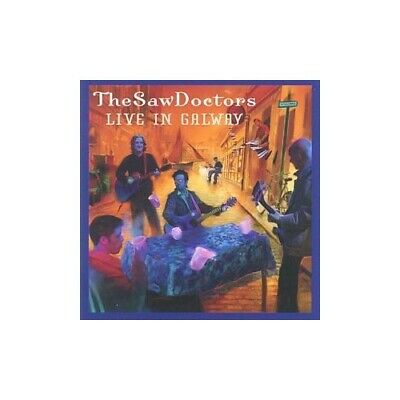 Saw Doctors - LIVE IN GALWAY - Saw Doctors CD 8MVG The Cheap Fast Free Post The
