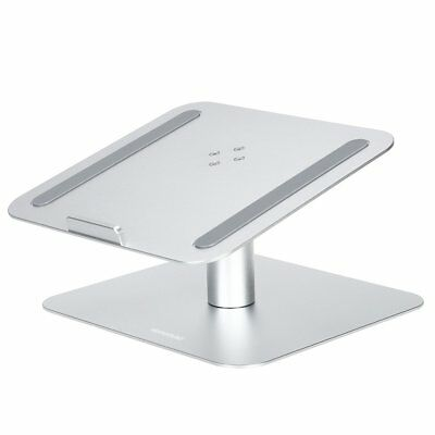 Ergonomic Aluminium 360 Degree Rotating Tablet Laptop Stand Riser Holder for Mac