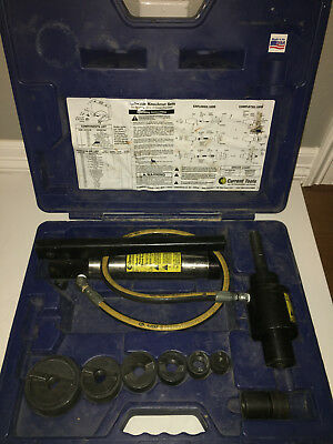 """CURRENT TOOLS 152PM 1/2"""" to 2"""" Piece Maker™ Hydraulic Knockout Set"""