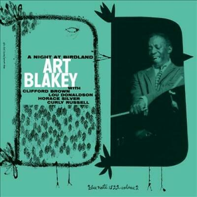 Art Blakey - A Night At Birdland Vol. 2 New Vinyl Record