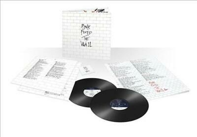 Pink Floyd-The Wall 2011 - Remaster -2 Vinilo New Vinyl Record