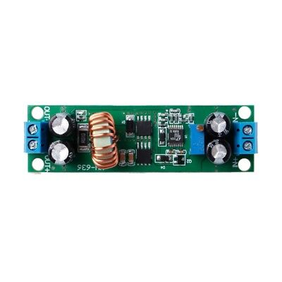 10A DC-DC 6.5-60V to 1.25-30V Adjustable Converter Step Down Module