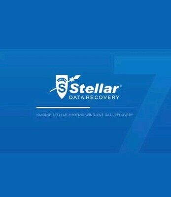 Stellar Phoenix Data Recovery Professional 8 (Registered)+Fast Delivery