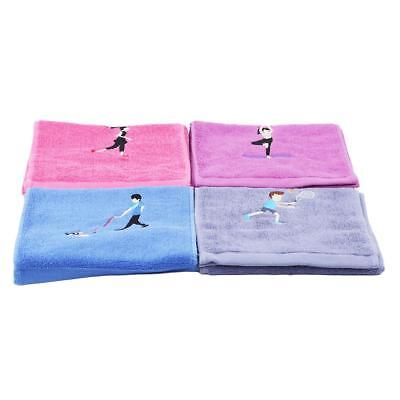 Cotton Soft Yoga Towel Gym Exercise Enduring Chilly Pad JJ
