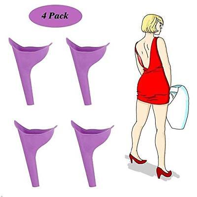 Female Urination Device Women Lady Portable Urinal Camping Travel Urination D...