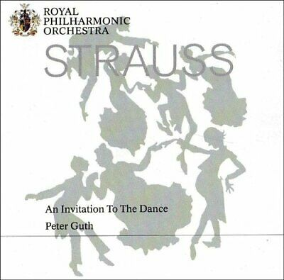 Strauss: An Invitation to the Dance -  CD YFVG The Cheap Fast Free Post The