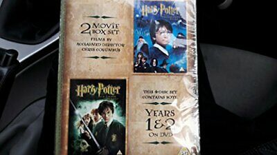 HARRY POTTER Years 1&2 Boxset - DVD  P6VG The Cheap Fast Free Post