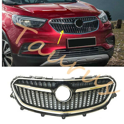 1pcs New OEM Front grille Top Grille Chromed & Black for Buick Encore 2017-2018