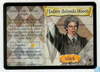 Harry Potter TCG Quidditch Tasse Madam Rolanda Hooch 13/80