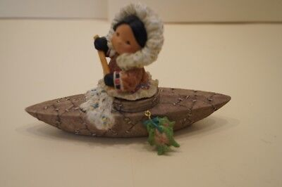 Enesco Friends Of The Feather By Karen Kahn - 11997 Gift Of God's Bounty 285390