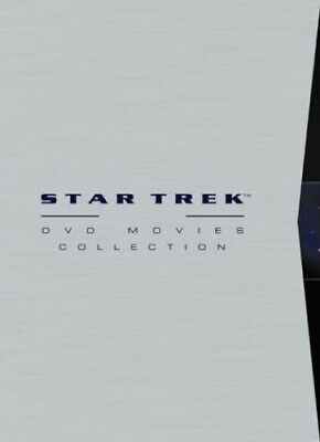 Star Trek: Movies Collection 1-9 [DVD] - DVD  TQVG The Cheap Fast Free Post