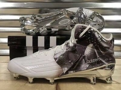 separation shoes 9468a 71263 Adidas Adizero 5-Star 5.0 Uncaged Knight Football Cleats Men s 13 AQ7813 NEW
