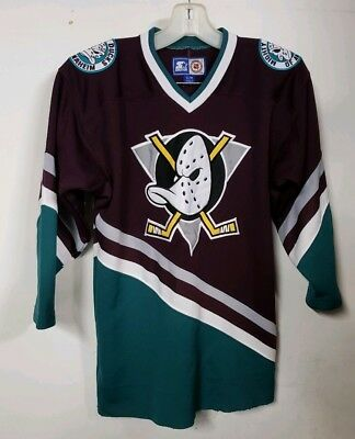 low priced cea8d d3a76 50% off anaheim mighty ducks hockey jersey ff443 ad30f