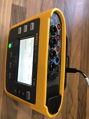 ADVANCED FLUKE 1736 3 PHASE POWER LOGGER. Excellent Condition Only Used Twice