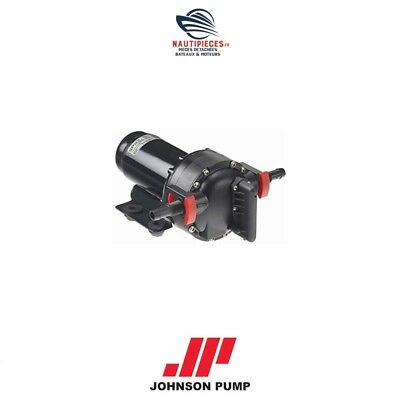Groupe D'eau Aqua Jet Wps 2.9 11L/Min 12V Johnson Pump 10-13405-03