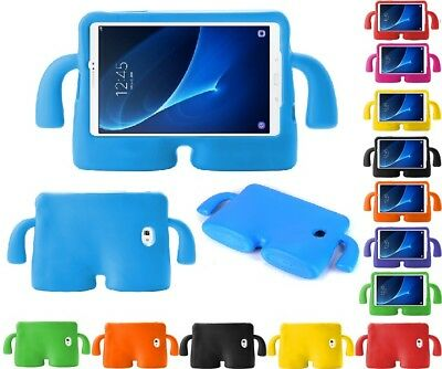 "Tough Kids Shockproof Foam Stand Case Cover For Samsung Galaxy Tab A 10.1"" T580"
