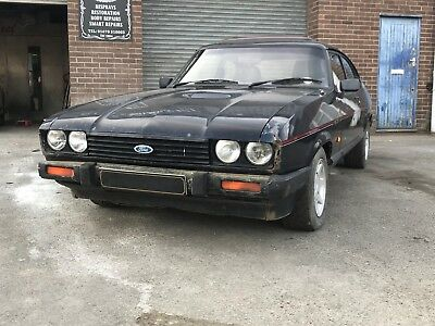 Ford Capri 2.8 Injection Special Running Restoration Project Spares Or Repairs