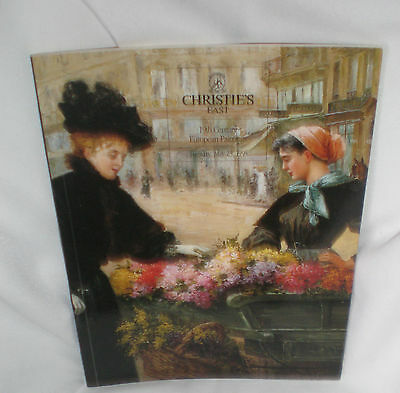 Christie's East Auction May 24 1995 19th Century European Paintings Catalogue