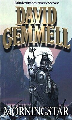 Morningstar by Gemmell, David Paperback Book The Cheap Fast Free Post