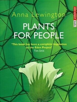 Plants For People by Lewington, Anna Hardback Book The Cheap Fast Free Post