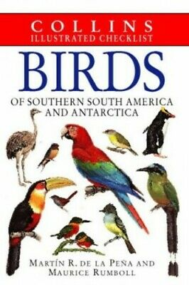 Birds of Southern South America and Antarctica ... by Rumboll, Maurice Paperback