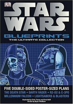 Star Wars Blueprints Ultimate Collection by Windham, Ryder Hardback Book The