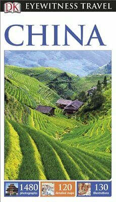 DK Eyewitness Travel Guide: China (Eyewitness Travel Guides) by DK Book The